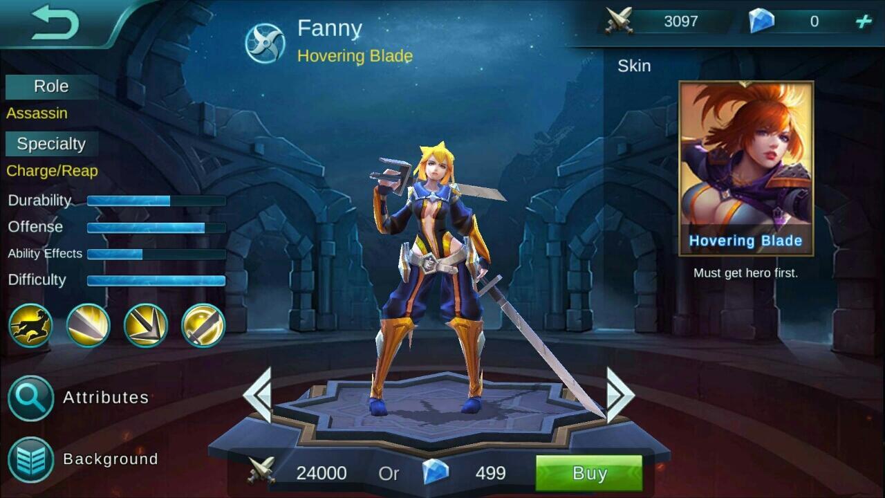 5 Hero Terkuat Dii Mobile Legends