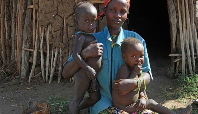 Mingi, Tradisi Sadis dan Kejam Suku di Ethiopia