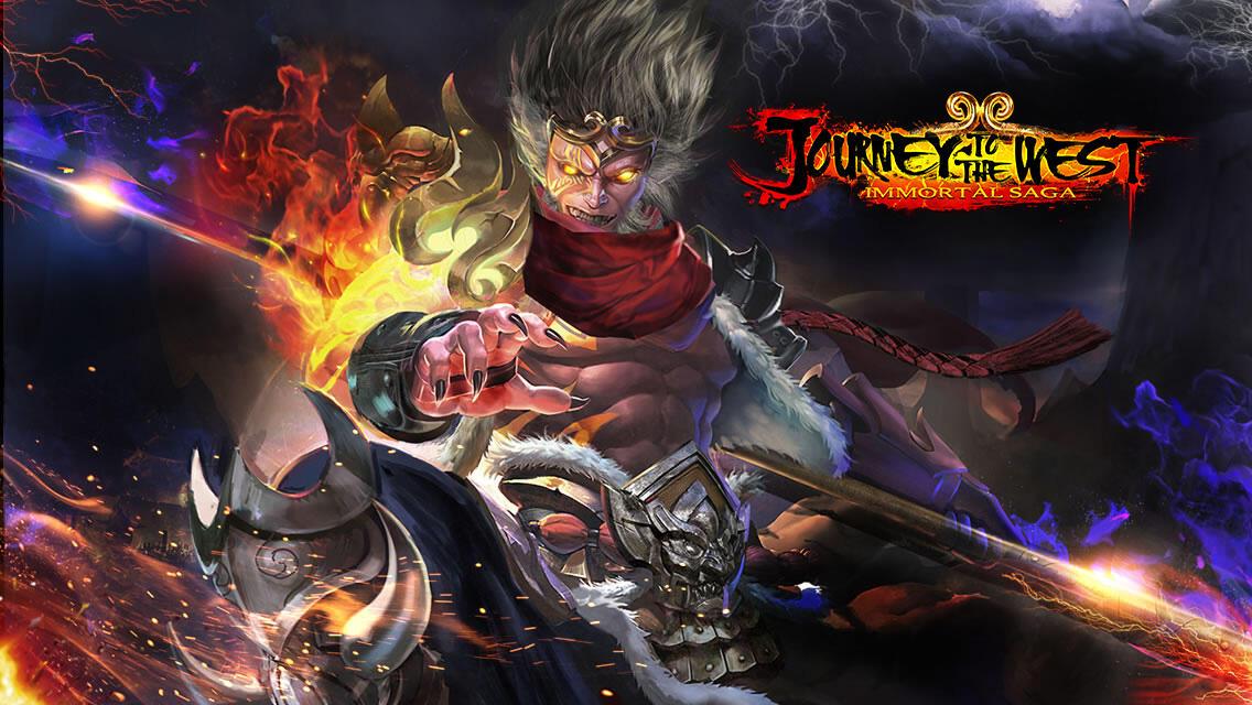 Game Mobile ARPG 3D Terbaru 【Journey To West Immortal Saga】