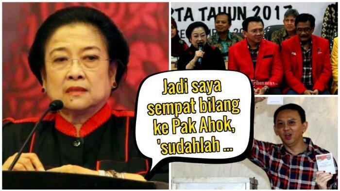 Reaksi Mengejutkan Megawati Tau Ahok-Djarot Kalah, Dulu Pernah Diperingatkan Seperti