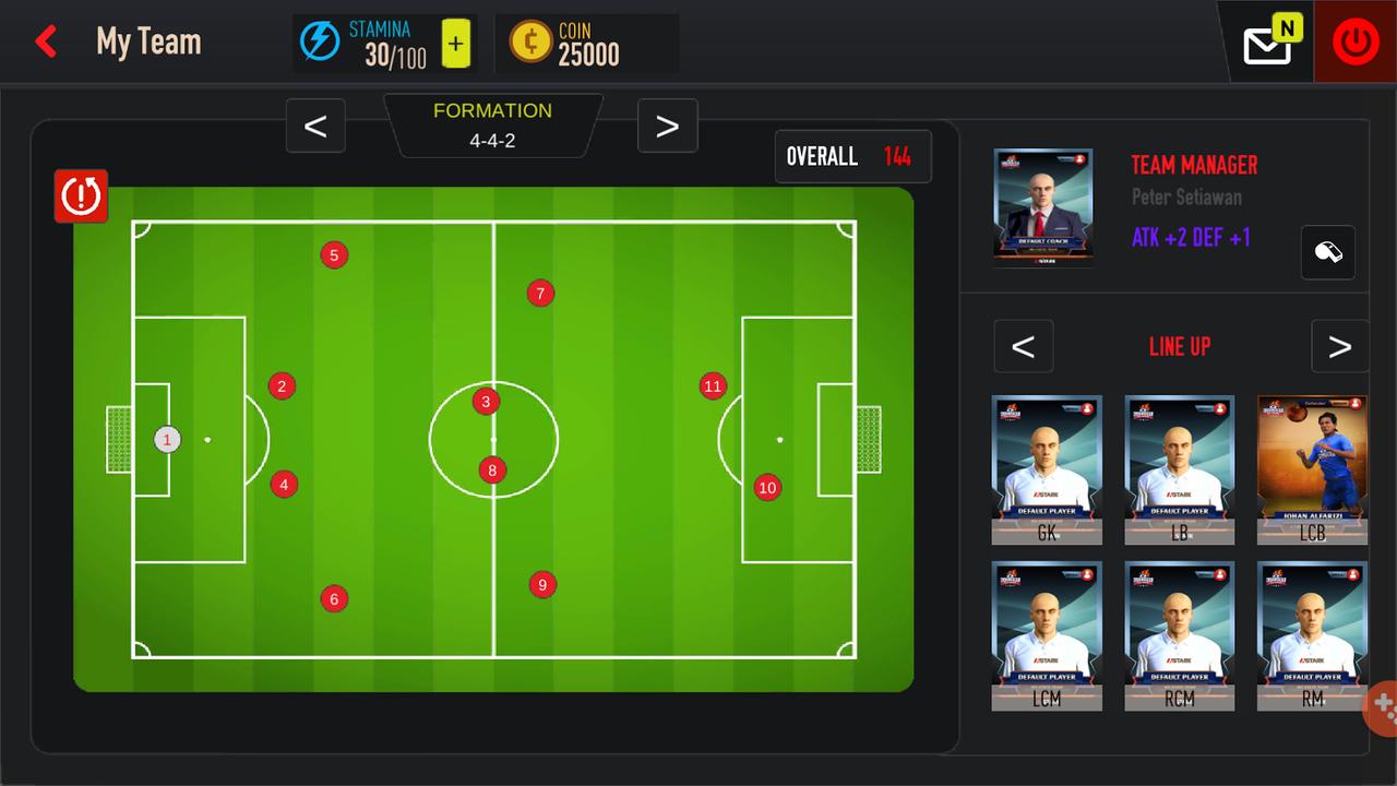 Fitur terbaru dari game Astark Football yang harus kamu ...