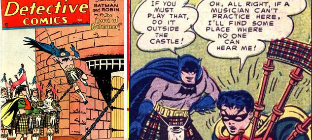 Psst! Ternyata Batman Pernah Berkostum 'Beda' Dari Biasanya, Gan!