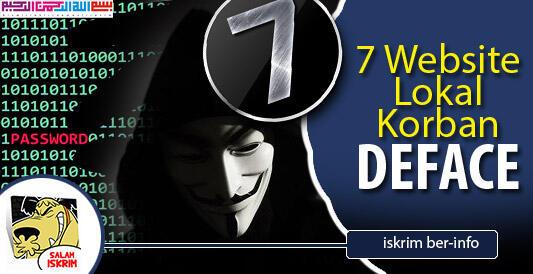 7 Website Lokal yang Pernah Kena Hack Beserta Alasannya