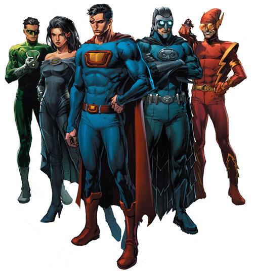 52 Universe Yang Ada di Komik DC