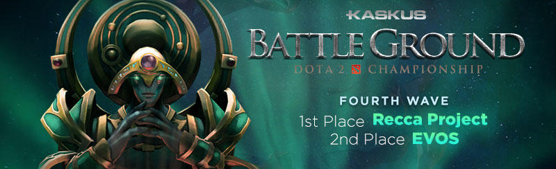 KASKUS Battleground: Ikuti Kompetisi DOTA2 Berhadiah Total Ratusan Juta Rupiah!