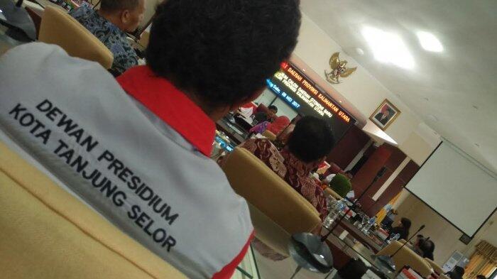 Presidium Dob Tanjung Selor Minta Dprd Dan Gubernur Desak Bupati