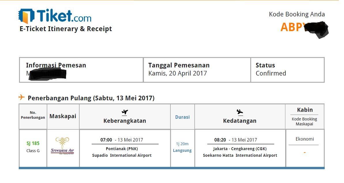 Keluhan Prosedur Sriwijaya Air Yang Seenaknya Reschedule Jadwal