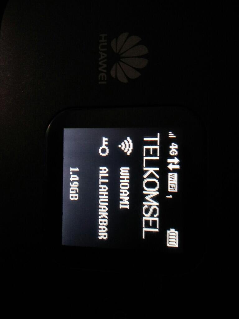 Mifi 4g Huawei E5577 Free Telkomsel 14gb Unlock Version Garansi 3 Tsel Review Tahun