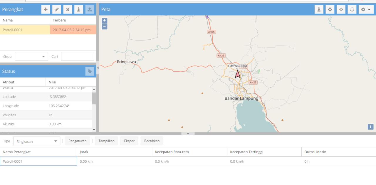 Cara Membuat Server GPS Sendiri menggunakan TRACCAR | KASKUS
