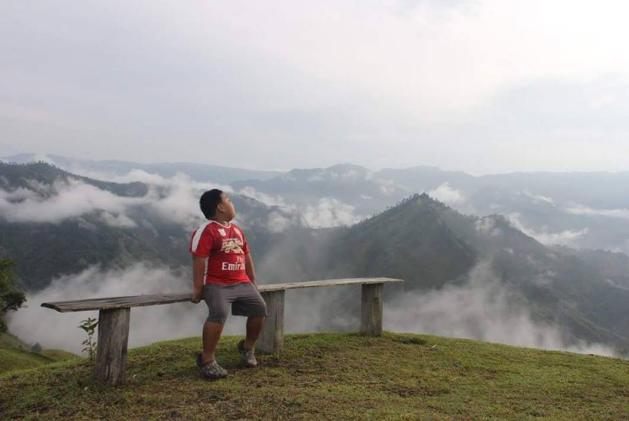 Ternyata Wisata Negeri Di Atas Awan MAMASA Jauh Lebih Indah