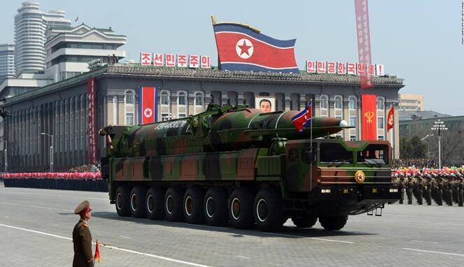 7 Negara yang Kekuatan Militernya Bikin Korea Utara Tertawa