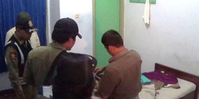 Pasangan Mesum Ketangkap Di Hotel Disuruh Nyanyi Indonesia Raya