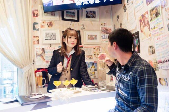 Simbiosis yang Aneh, Siswi SMA Jepang Dianggap Lumrah Kencan dengan Om-om