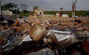 Beberapa Kasus Genosida Yang Terjadi Di Dunia