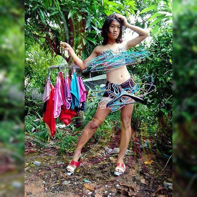 Pernah Heboh Gara-gara Sering Pakai Kostum Nyeleneh, Kini Dia Jadi Top Model!