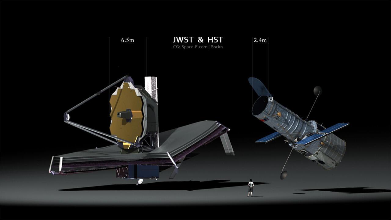 Lihat Teleskop terbaru NASA yuk gan! James Webb Space Telescope