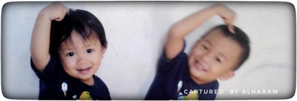 Pemenang 1[Cinta Indonesiaku] Azzam dan Azza, Dua Insan Penyemangat HIdupku
