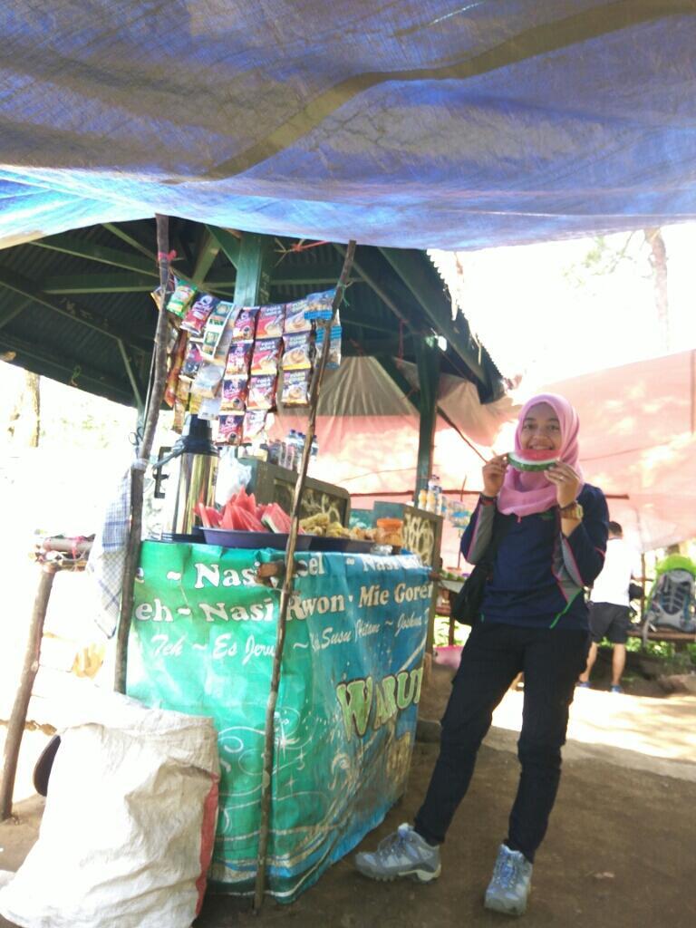 Dua Wanita di Semeru, 19-21 Mei 2017