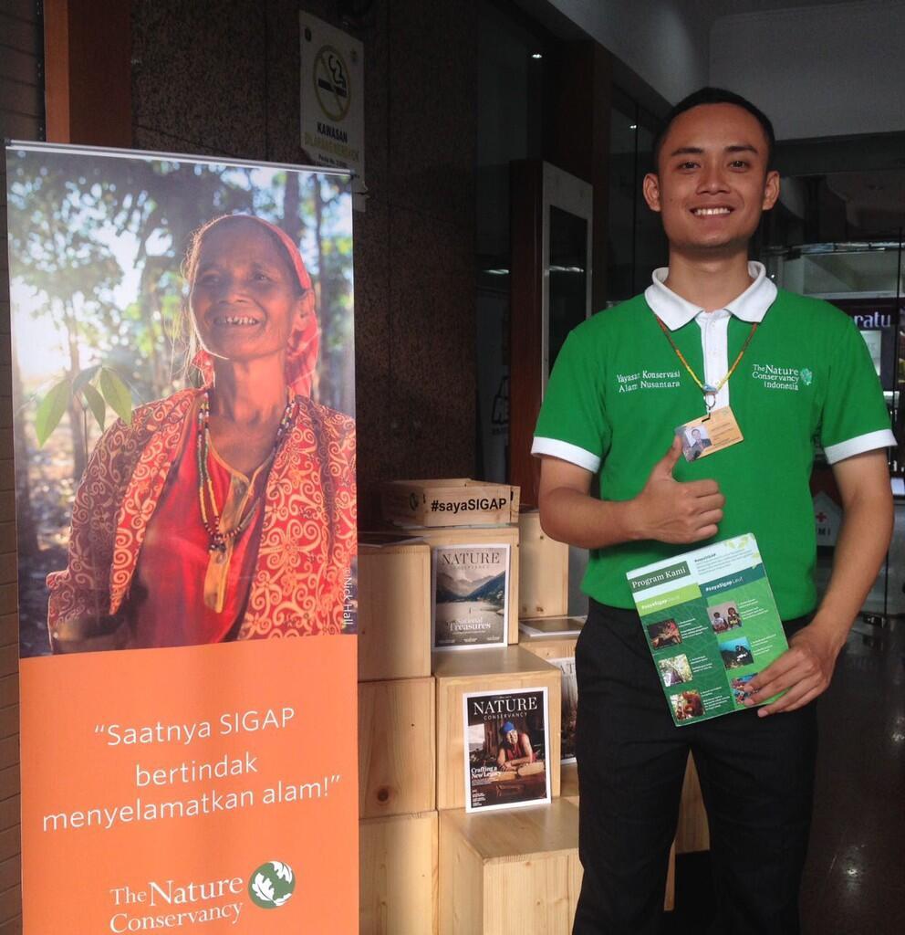 Conservation Officer / Fundraiser