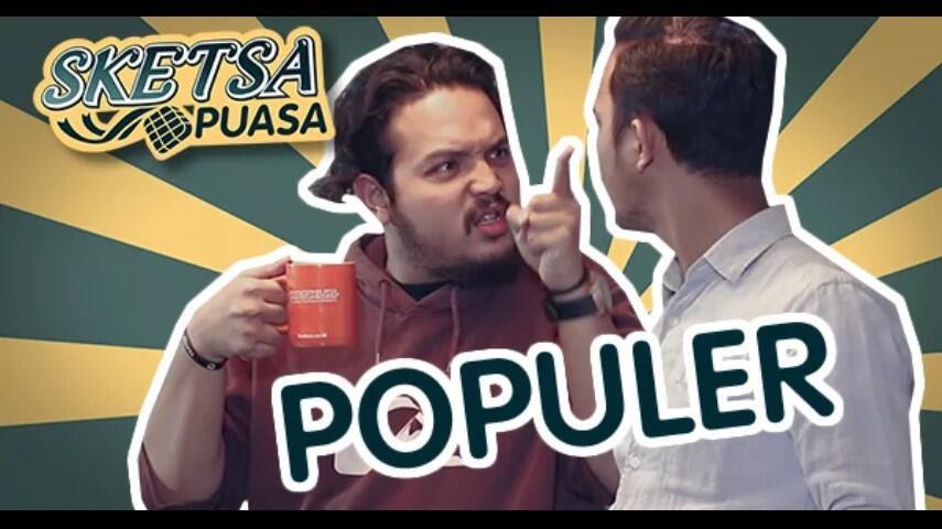 Sketsa Puasa 09 : Populer