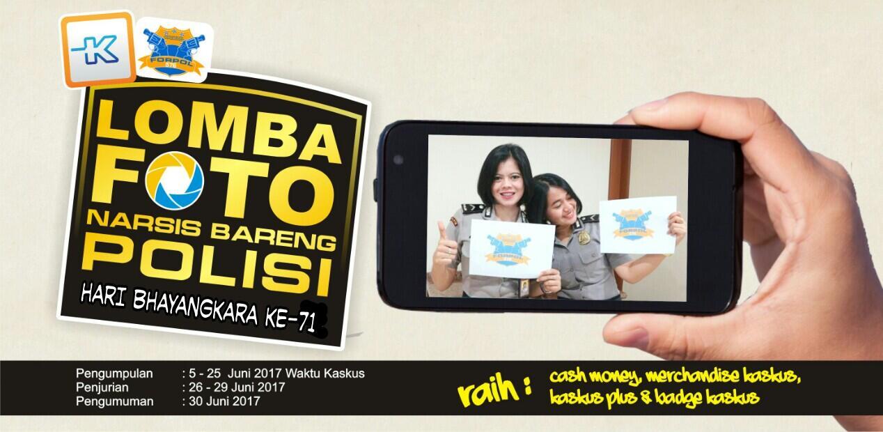Photo Challenge: Narsis Bareng Polisi (Part 2)