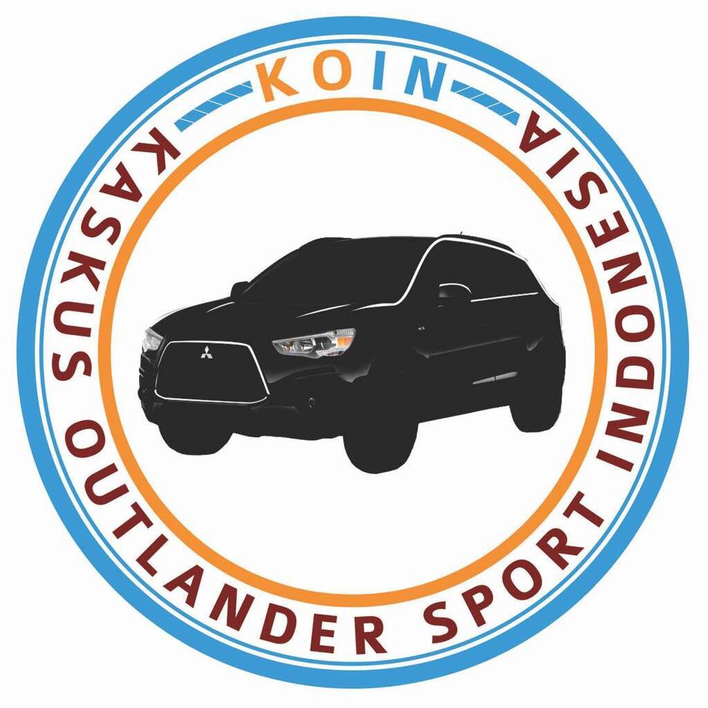 kaskus outlander sport indonesia (KOIN)