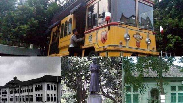 4 Tempat Angker di Bandung yang Dilewati Bus Bandros, Kisahnya Bikin Merinding!