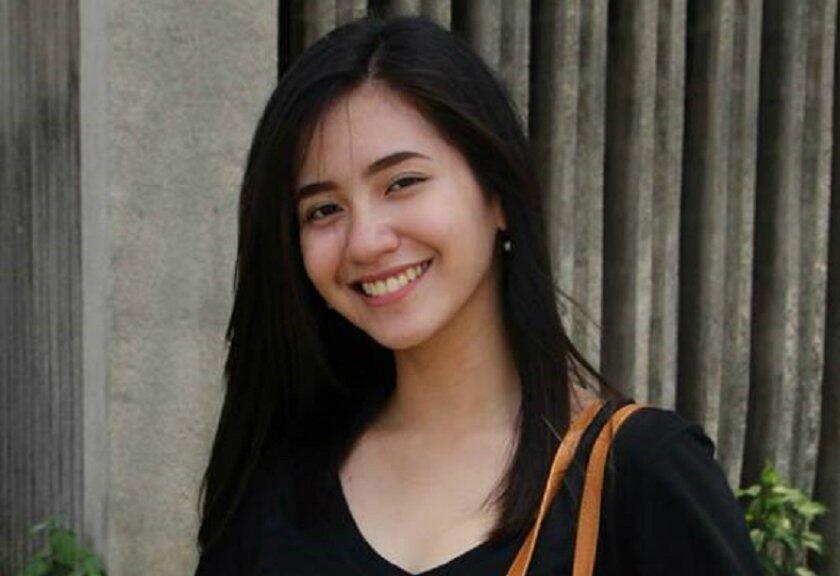 Wow, Gadis Cantik Ini Raih Tiga Gelar Sarjana Hanya dalam 5 Tahun