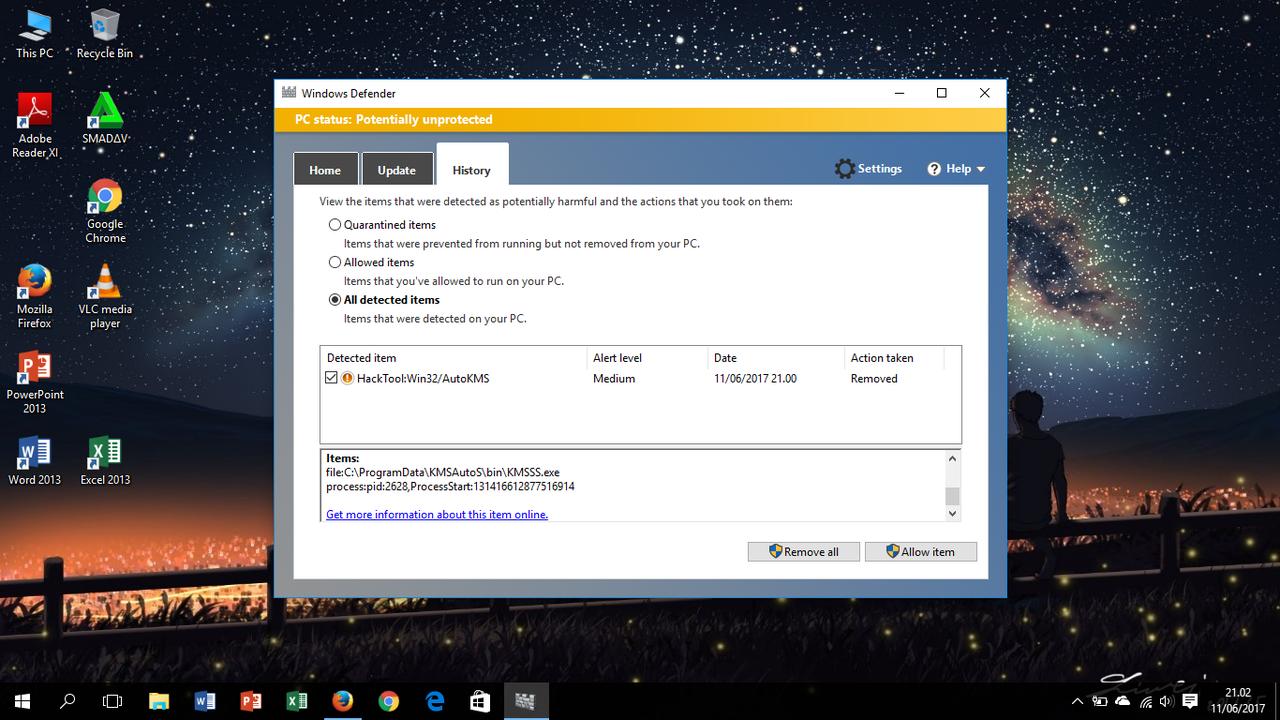 HELP GAN !! Komputer ane kena virus autoKMS | KASKUS