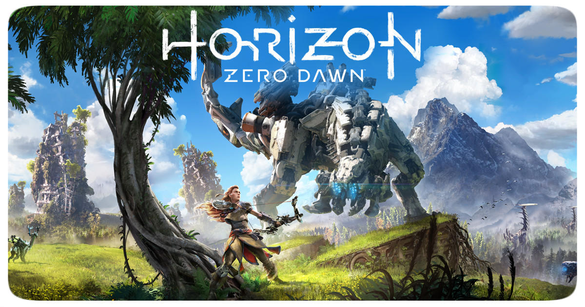 Horizon: Zero Dawn - Official Thread [Only On PlayStation 4]