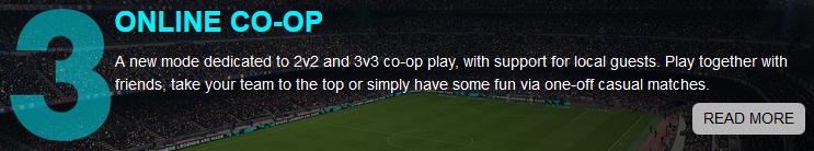 [OT] Pro Evolution Soccer 2018   #WhereLegendsAreMade