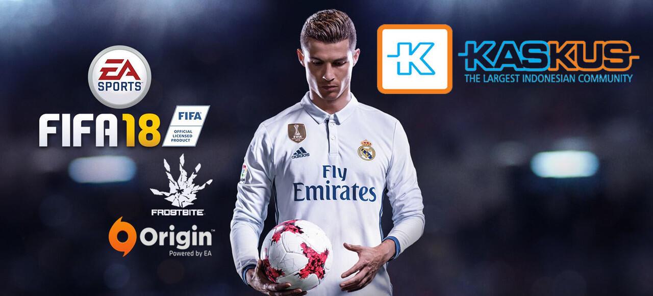 [[ PC - ORIGIN ]] EASPORTS FIFA SERIES || FIFA 18