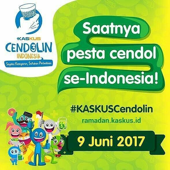 [FR]Cendolin Indonesia 3 Kaskus Regional Jambi
