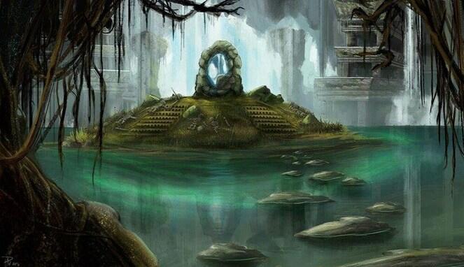 Ainul Hayat, Mata Air Keabadian yang Dijaga Oleh Nabi Khidir AS