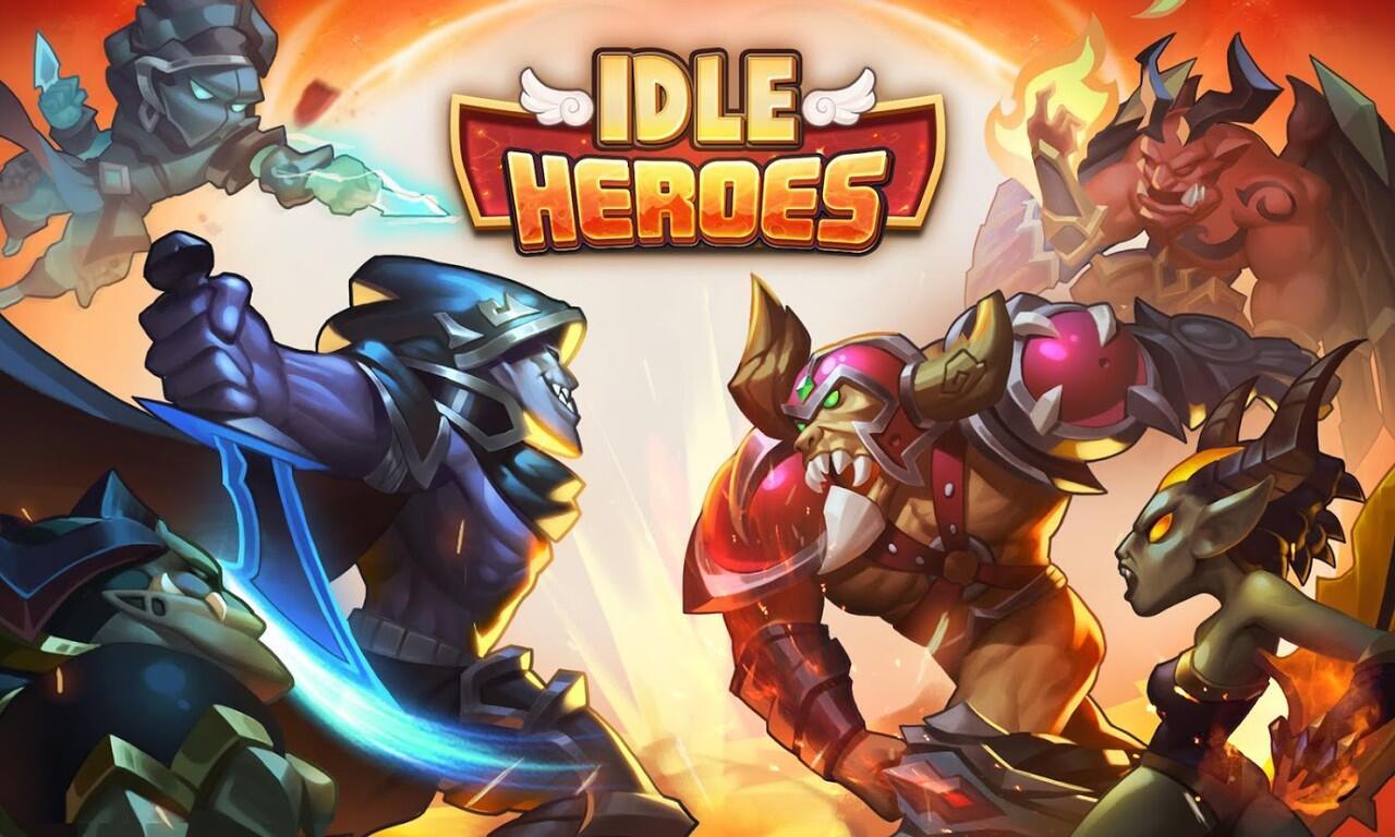 - IDLE HEROES -