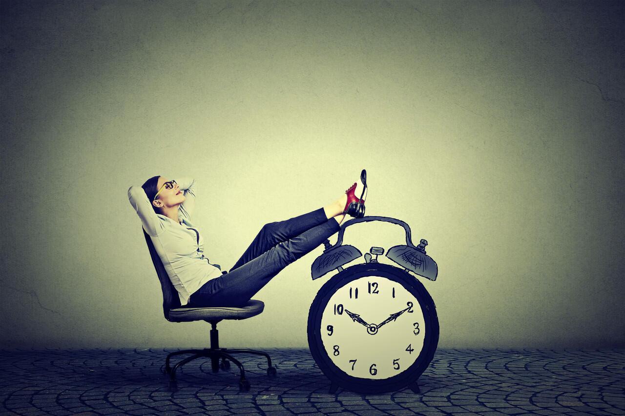 Time Is Money? Tunggu Dulu...