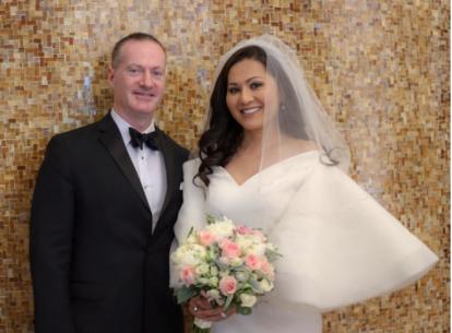 artis transgender solena chaniago menikah dengan pria bule di