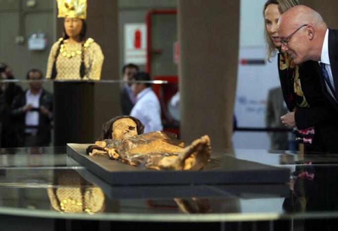 Terkuak! Begini Penampakan Wajah Perempuan Penguasa Kuno Peru!