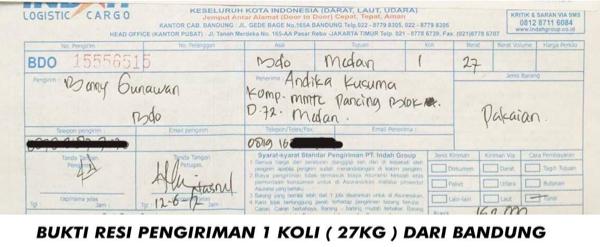 Surat Terbuka Untuk Ptindah Logistik Cargo Kaskus