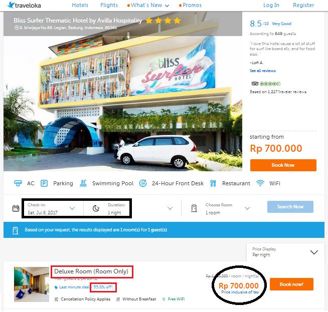 Bayar Pakai Kartu Kredit Di Traveloka Kaskus