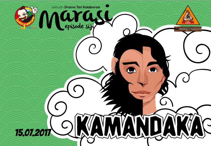 """Drama Tari Kolaborasi KAMANDAKA bersama Ki Dalang Manteb """"Pancen OYE"""""""