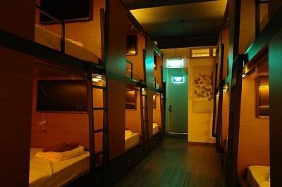 Serunya Menginap di Kapsul Hotel di Berbagai Belahan Dunia