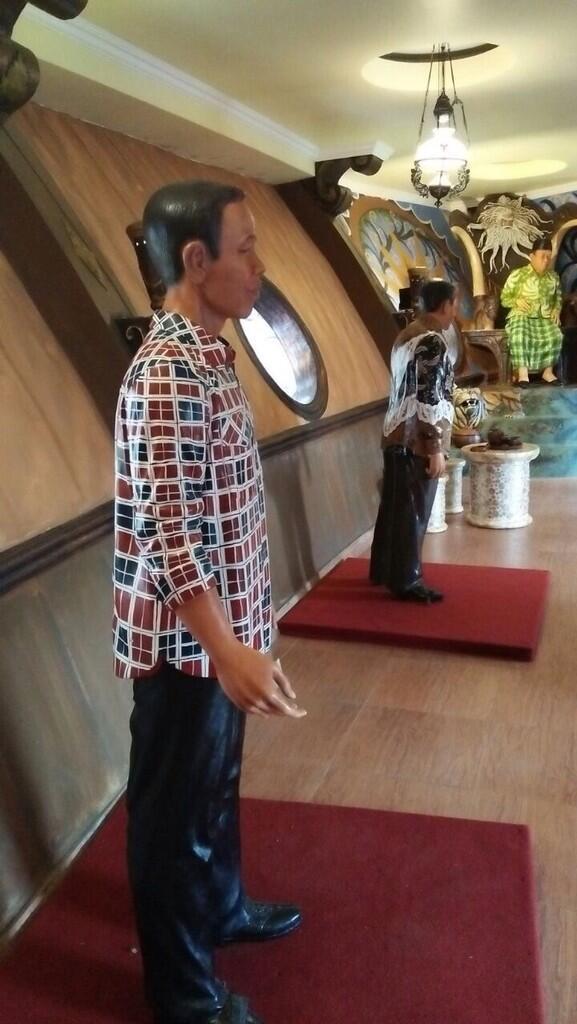 Pengen Foto Selfie Sama Jokowi? Ke Sini Aja