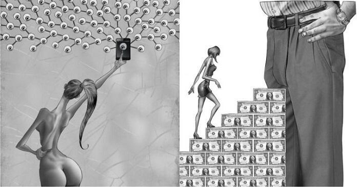Apa yang sebenarnya terjadi di dunia kita? gambar ini bisa bantu menjelaskannya