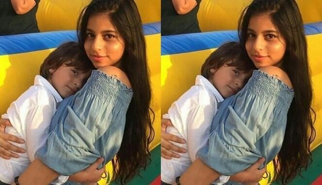 Mengintip Pesona Anak Gadis Shahrukh Khan