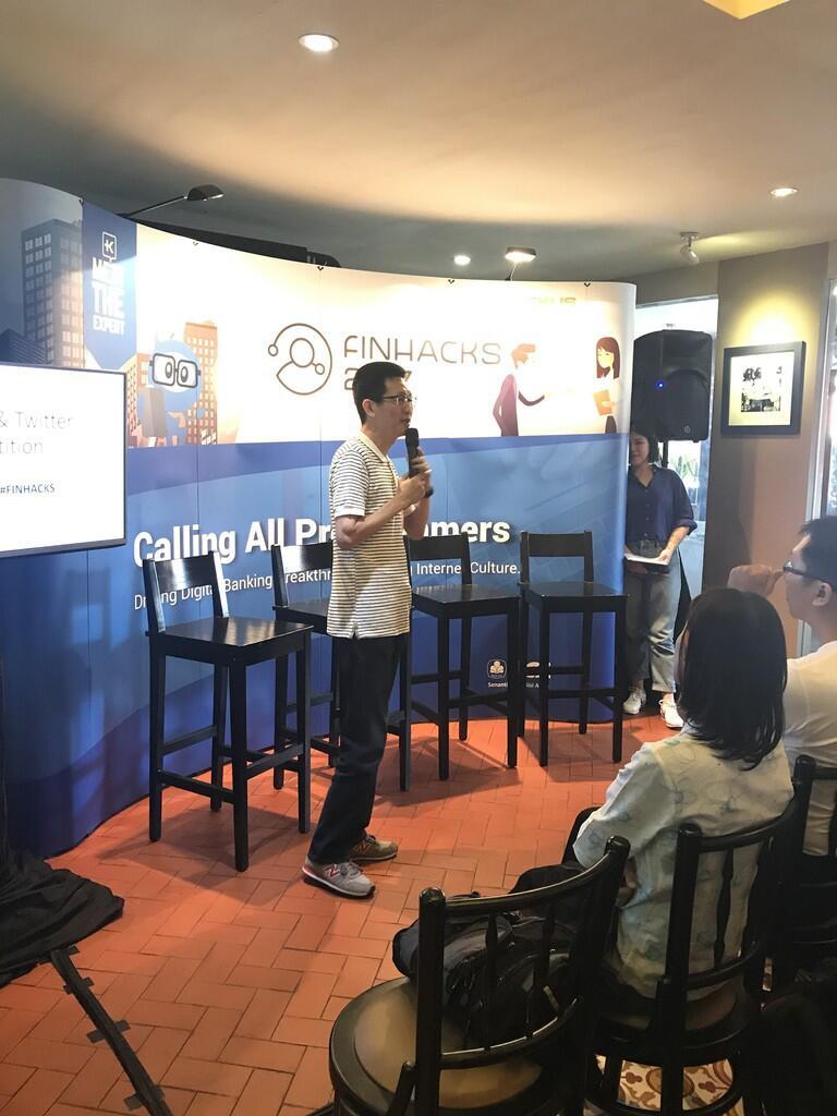 Developer di Jakarta Sudah Pemanasan Finhacks 2017, Masih Ada 3 Kota Lagi Gan!