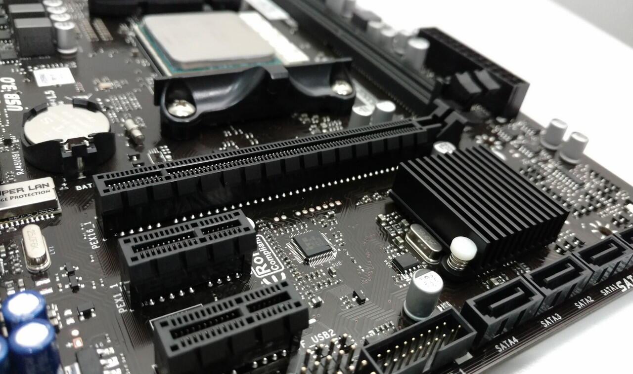 [MOTHERBOARD] REVIEW BIOSTAR B350ET2 - Mobo AM4 Micro-ATX untuk RIG Hemat