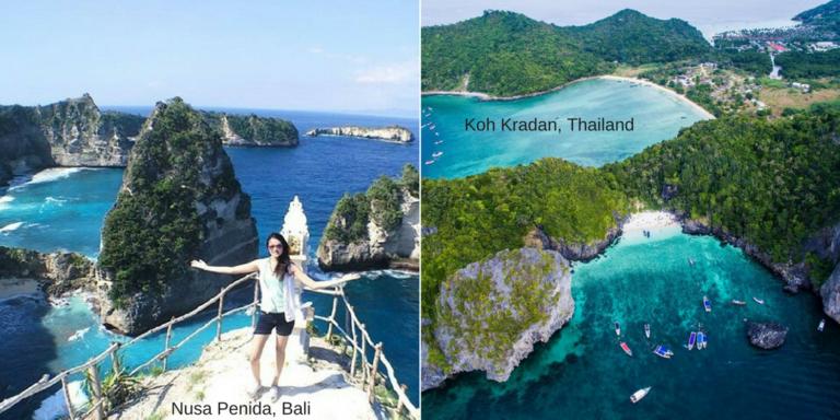 Inilah Alasannya Bali Tak Masuk 10 Pantai Terindah Dunia