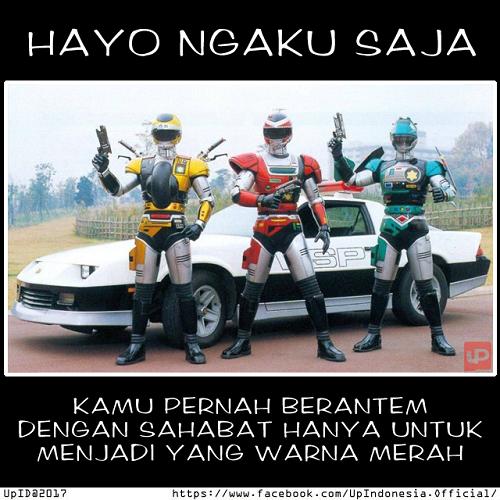 Kalo Agan Tau Semuanya, Berarti Agan Legend!