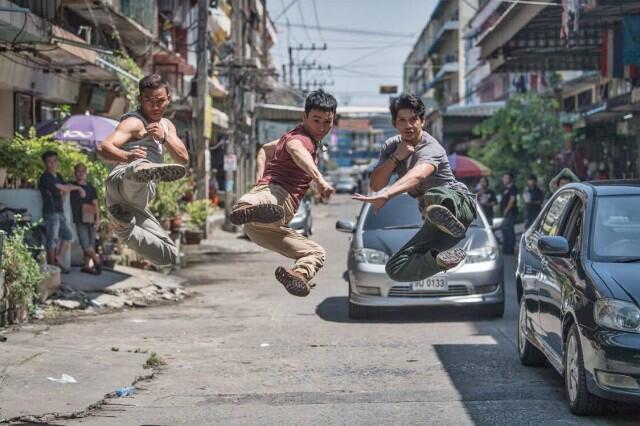 Triple Threat Rilis Trailer Seru Pertarungan Iko Uwais, Tony Jaa dan Tiger Chen